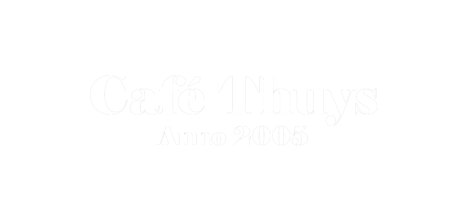 cafe thuys